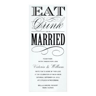 WINTER SHIMMER EDITION WEDDING INVITATION