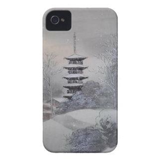 Winter Sight iPhone 4 Case