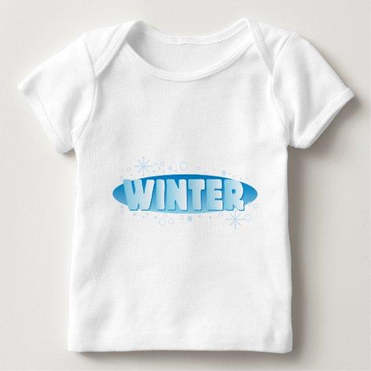 Winter Sign Baby T-Shirt