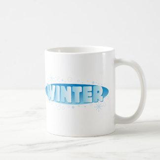 Winter Sign Coffee Mug