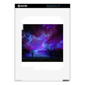 WINTER SKELETONS.jpg Decal For iPad 2