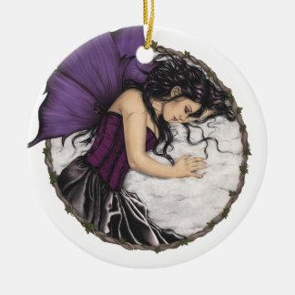 Winter Sleep Fairy Ornament