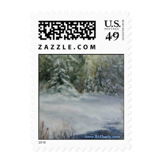 Winter Small Stamp