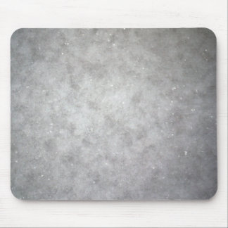 Winter Snow and Ice Design Mouse Pad