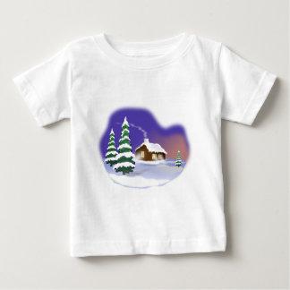 Winter snow baby T-Shirt