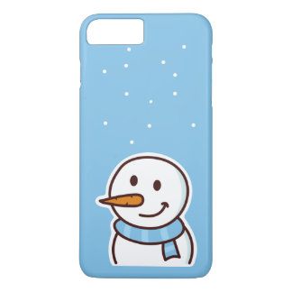 Winter snow boy iPhone 8 plus/7 plus case