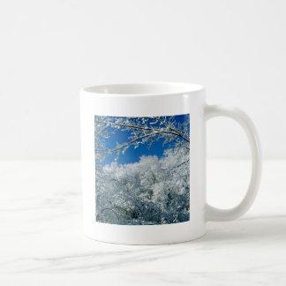 Winter Snow Covered Trees Warner Nashville Coffee Mug