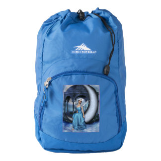Winter Snow Fairy Backpack
