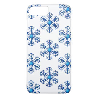 Winter Snow Flake 3 iPhone 8 Plus/7 Plus Case
