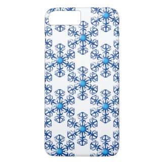 Winter Snow Flake iPhone 8 Plus/7 Plus Case