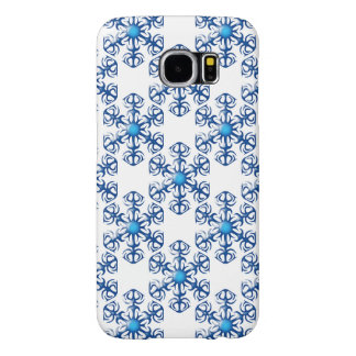 Winter Snow Flake Samsung Galaxy S6 Case