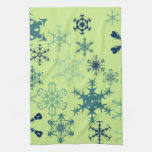 Winter Snow Hand Towel
