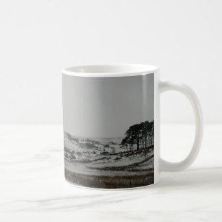 Winter Snow Scene in Cumbria Classic White Coffee Mug