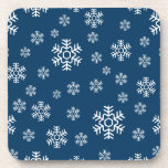 Winter Snowflakes Coasters
