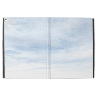 "Winter snowy day background - 3D render iPad Pro 12.9"" Case"