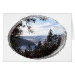 Winter Snowy Landscape Cards