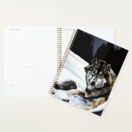 Winter Solace Planner
