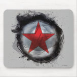 Winter Soldier Red Star Mousepads