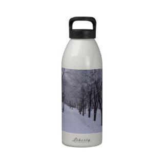 Winter Solitude Drinking Bottle
