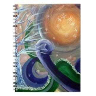 Winter Solstic Journal Note Book