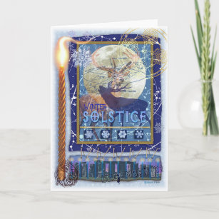 Winter solstice cards zazzle winter solstice card m4hsunfo