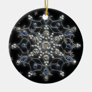 Winter Solstice Christmas Ornaments