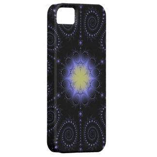 Winter Solstice Fractal iPhone SE/5/5s Case