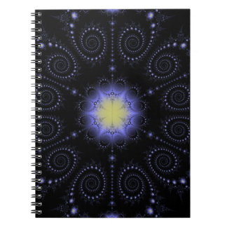 Winter Solstice Fractal Notebook