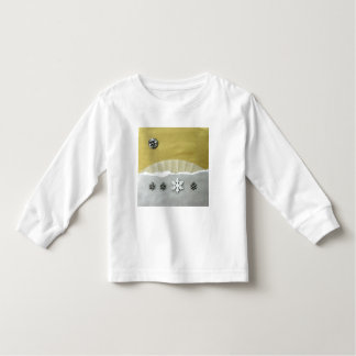 Winter Solstice Morning - collage Tee Shirt