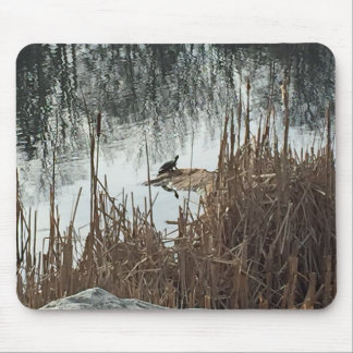 Winter Solstice Mouse Pad