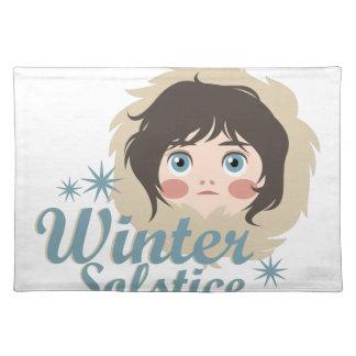 Winter Solstice Placemat
