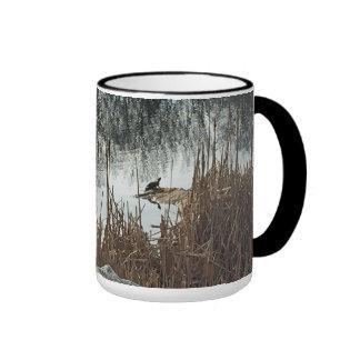 Winter Solstice Ringer Mug