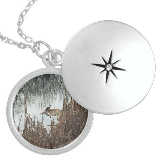 Winter Solstice Sterling Silver Necklace