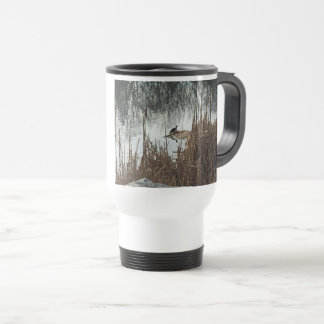 Winter Solstice Travel Mug