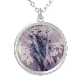 Winter Solstice Tree Necklace