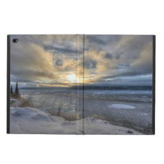 Winter Solstice Turnagain Arm Powis iPad Air 2 Case