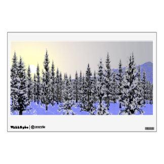 Winter Solstice Room Stickers