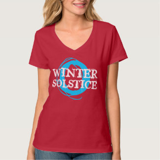 WINTER SOLSTICE with SUN T-shirt