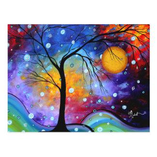 Winter Sparkle Postcard