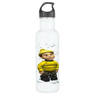 Winter Splendor 2 Water Bottle