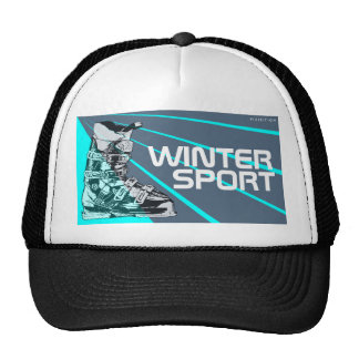 Winter Sport Gear Vancouver 2010 Ski Boot Hat