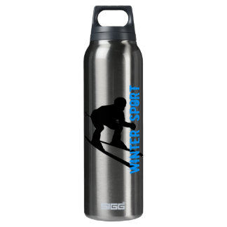 Winter Sport Ski Bottle 2 SIGG Thermo 0.5L Insulated Bottle