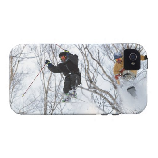 Winter Sports Case-Mate iPhone 4 Covers