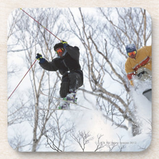 Winter Sports Coasters