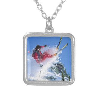 Winter sports, extreme ekiing pendant