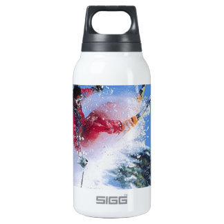 Winter sports, extreme ekiing SIGG thermo 0.3L insulated bottle