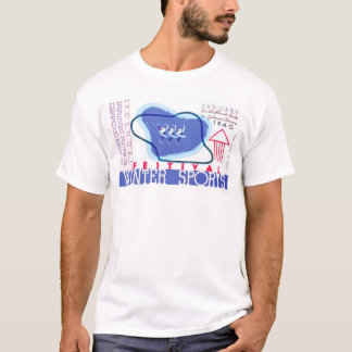 Winter Sports Festival 1940 WPA T-Shirt