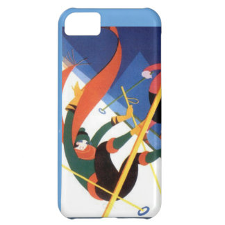 Winter sports - Just a little tumble Case For iPhone 5C