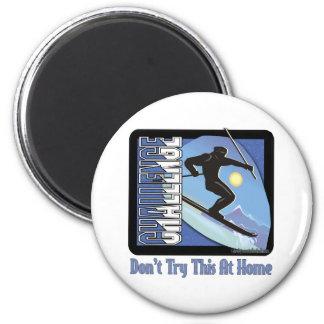Winter Sports Fridge Magnets