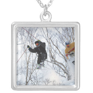 Winter Sports Necklace